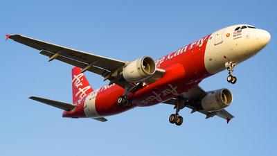 9M-AQA - Airbus A320-216 - AirAsia