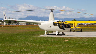 ZK-IAS - Robinson R44 Raven II - Helicopters Nelson