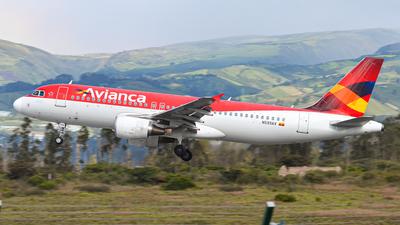 A picture of N599AV - Airbus A320214 - Avianca - © Juan Andres Saavedra
