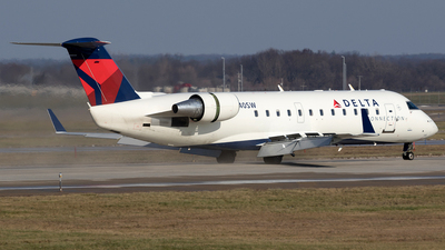 N440SW - Bombardier CRJ-200ER - Delta Connection (SkyWest Airlines)