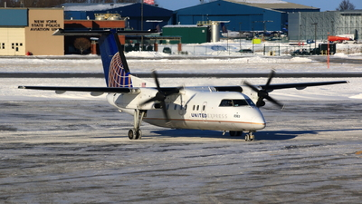 N363PH - Bombardier Dash 8-Q202 - United Express (Commutair)
