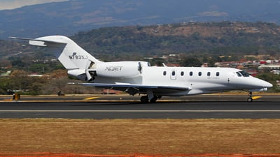 N783XJ - Cessna 750 Citation X - XOJet