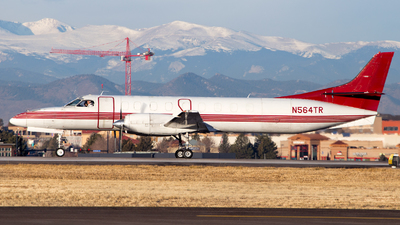 N564TR - Fairchild SA227-AT Expediter - Sierra West Airlines