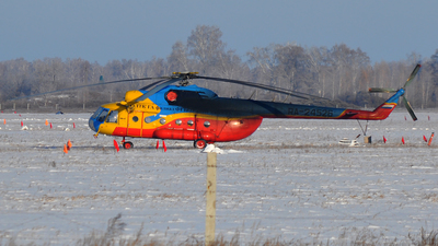 RA-24526 - Mil Mi-8T Hip - Omsk Flight Technical College of Civil Aviation of A.V. Lyapidevsky