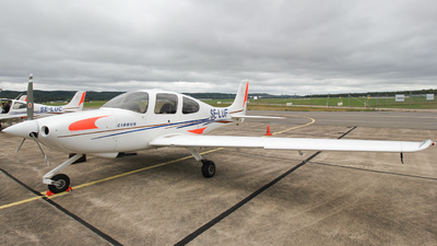A picture of SELUF - Cirrus SR20 - Lunds Universitet - © Martin Wittje