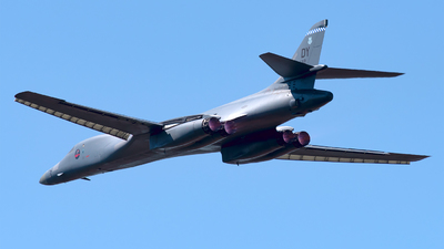 86-0112 - Rockwell B-1B Lancer - United States - US Air Force (USAF)