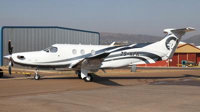 ZS-KPR - Pilatus PC-12/47E - Private