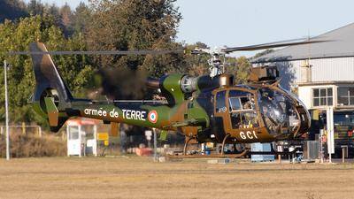 4175 - Aérospatiale SA 342M Gazelle - France - Army