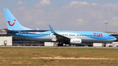 OO-JEF - Boeing 737-8K5 - TUI