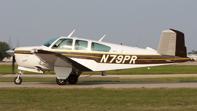 N79PR - Beechcraft V35B Bonanza - Private