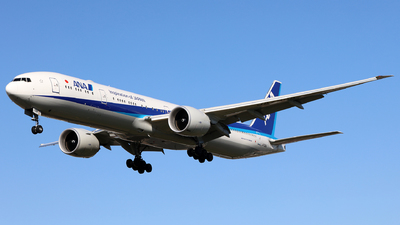 JA798A - Boeing 777-381ER - All Nippon Airways (ANA)