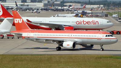 D-ALTE - Airbus A320-214 - LTU