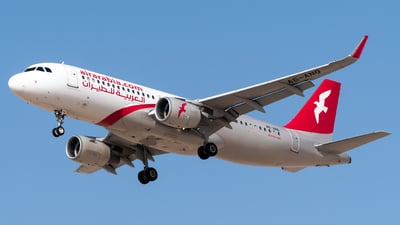 A6-ANQ - Airbus A320-214 - Air Arabia