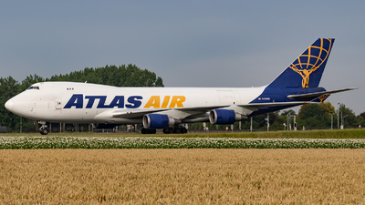 N409MC - Boeing 747-47UF(SCD) - Atlas Air