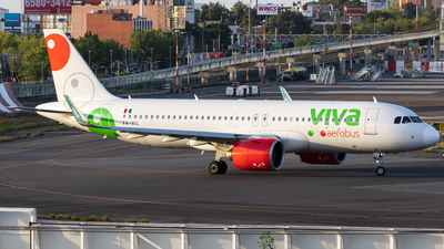 A picture of XAVIL - Airbus A320271N - VivaAerobus - © Alejandro Zárate Gtz