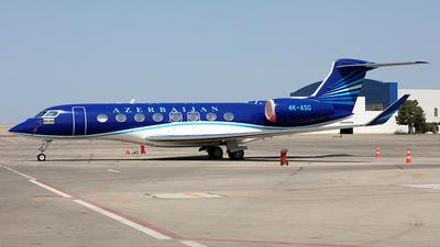 4K-ASG - Gulfstream G650 - ASG Business Aviation