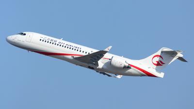 A picture of B123A - Comac ARJ21700 -  - © Ken Chen