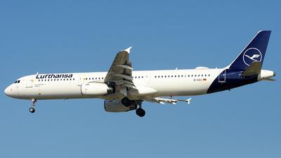 A picture of DAIDC - Airbus A321231 - Lufthansa - © Alexander Portas
