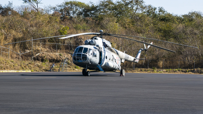 1708 - Mil Mi-17 Hip - Mexico - Air Force
