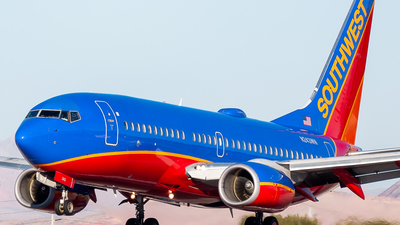N243WN - Boeing 737-7H4 - Southwest Airlines