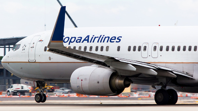 HP-1532CMP - Boeing 737-8V3 - Copa Airlines