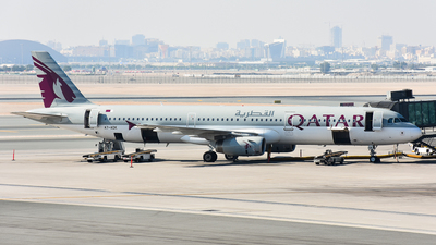 A7-ADK - Airbus A321-231 - Qatar Airways