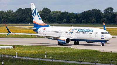 A picture of TCSEZ - Boeing 7378HC - SunExpress - © Radim Koblížka