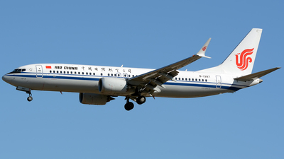 B-1397 - Boeing 737-8 MAX - Air China