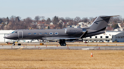 N584ER - Gulfstream G-IV - Private
