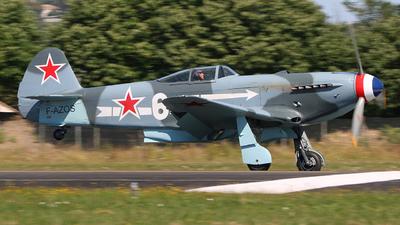 F-AZOS - Yakovlev Yak-9P - Private