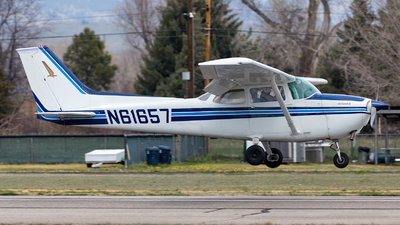 N61657 - Cessna 172M Skyhawk II - Private