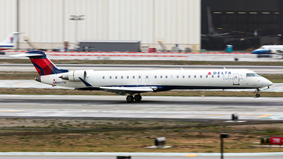 N817SK - Bombardier CRJ-900ER - Delta Connection (SkyWest Airlines)