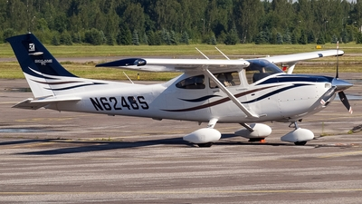 N6248S - Cessna T182T Turbo Skylane - Private
