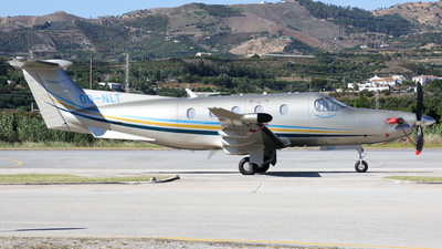 OO-NLT - Pilatus PC-12/47E - Private