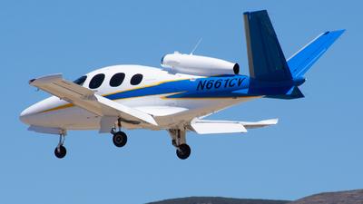 N661CV - Cirrus Vision SF50 G2 - Private