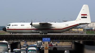 1293 - Lockheed C-130H-30 Hercules - Egypt - Air Force