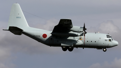 9053 - Lockheed C-130H Hercules - Japan - Maritime Self Defence Force (JMSDF)