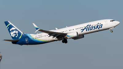 A picture of N251AK - Boeing 737990(ER) - Alaska Airlines - © Positive Rate Photography