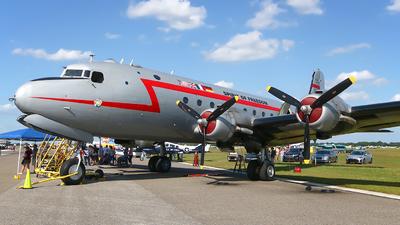 N500EJ - Douglas C-54E Skymaster - Private