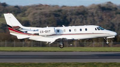 A picture of CSDXT - Cessna 560XLS Citation Excel - NetJets - © Dominic Hall