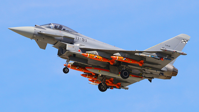 C.16-20 - Eurofighter Typhoon EF2000 - Spain - Air Force