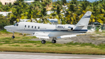N90AJ - Gulfstream G100 - Private