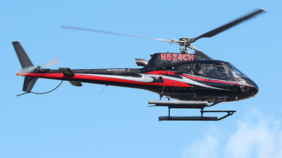 N524CH - Eurocopter AS 350B3 Ecureuil - Private