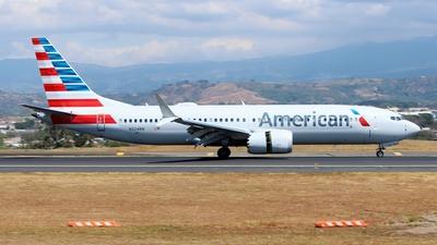 N324RN - Boeing 737-8 MAX - American Airlines