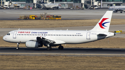 B-6637 - Airbus A320-232 - China Eastern Airlines