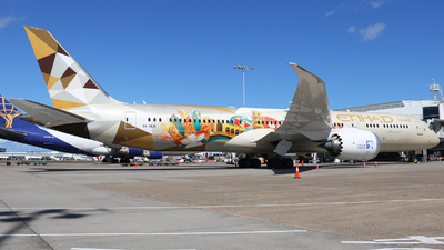 A6-BLH - Boeing 787-9 Dreamliner - Etihad Airways