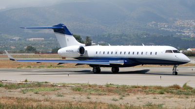 N9253V - Bombardier BD-700-1A10 Global Express - Private