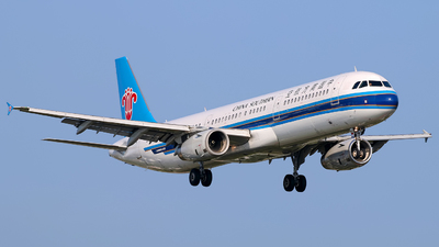 B-6657 - Airbus A321-231 - China Southern Airlines