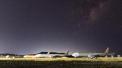 YBWW - Airport - Ramp