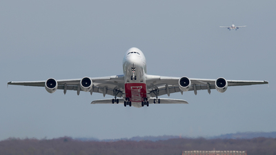 A6-EOP - Airbus A380-861 - Emirates